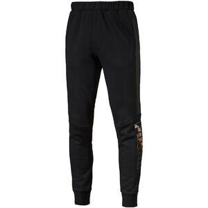 fa263081caf6 New Mens PUMA Tracksuit Bottoms Jogging Sweat Pants Trackies Joggers ...