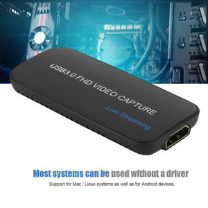 USB-3-0-Portable-HD-HDMI-60fps-Monitor-Video-Game-Capture-Card-Live-Stream-PYB