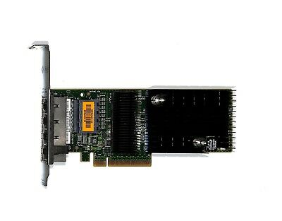 Pn 501-7606 Be Novel In Design Dutiful Sun Quad Port 501-7606 Gigabit Ethernet Pci-e Atls1qge Enterprise Networking, Servers