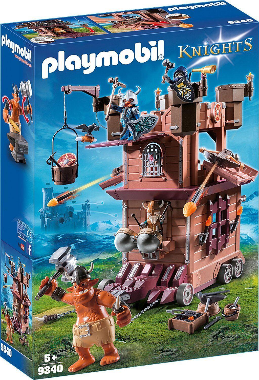 Playmobil 9340 Mobile Zwergenfestung  NEUHEIT2018 OVP/