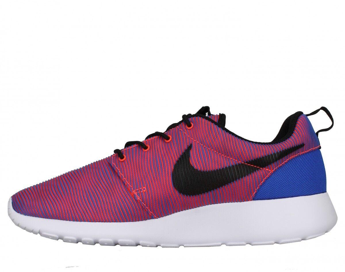 Nike Roshe One Premium Racer Blue/Purple Size Uomo 10 807611-407 New DS 807611-407 10 ae08f7