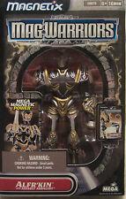 Mega Brands Mag Warriors Alfr'kin Figure with Assault Arbalest