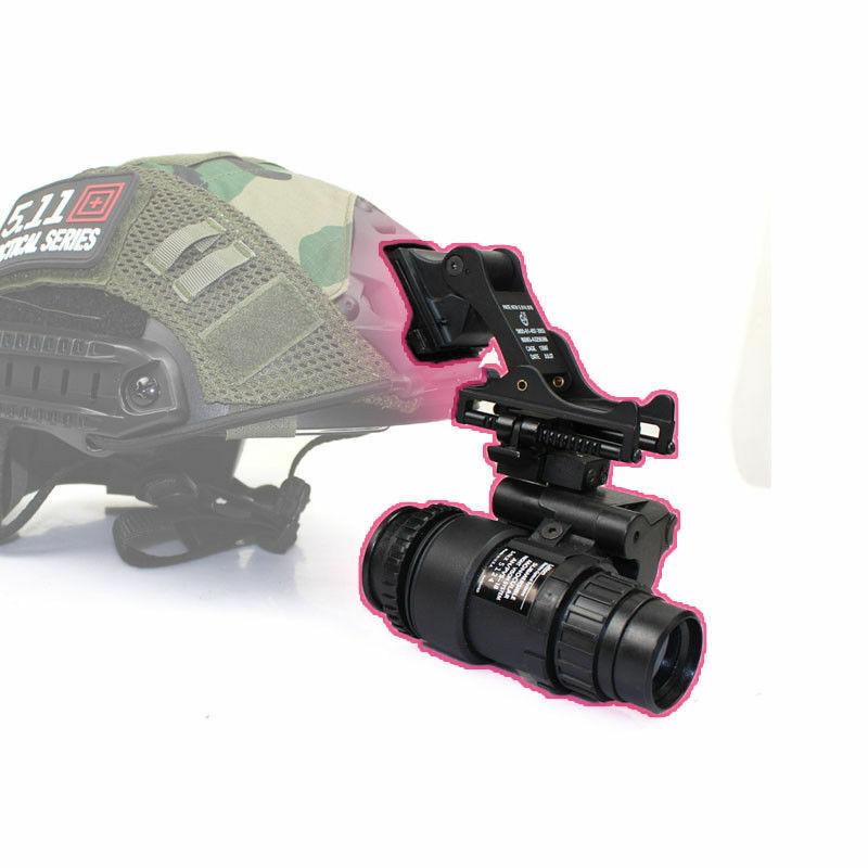 Tactical Hunting PVS18 Metal Helmet Mount + PVS18 NVG Night-vision Goggles Model