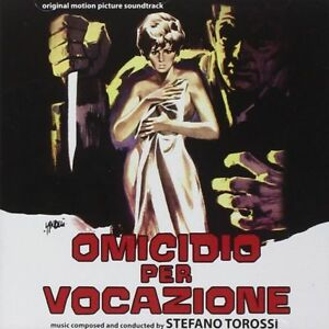 Stefano Torossi - Omicidio Per Vocazione - Soundtrack - Cd Nuovo - Digitmovies