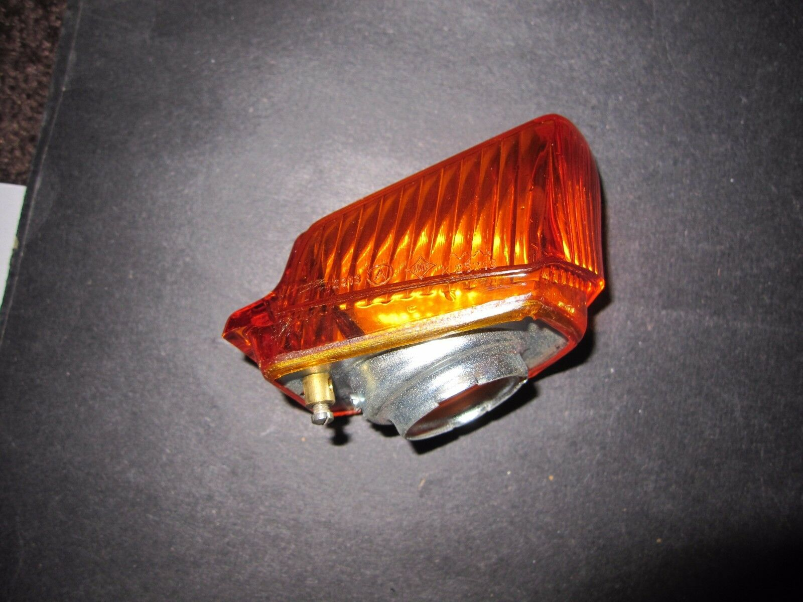 FORD TAUNUS 17M P2 1957-60 SWF FORD AMBER  RIGHT FRONT LIGHT ASSEMBLY