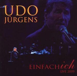UDO-JURGENS-034-EINFACH-ICH-LIVE-2009-034-2-CD-NEU