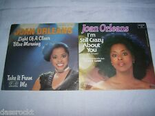 """2 x 7"""" - Joan Orleans / I´m still crazy about you Light of a clear blue # 2804"""