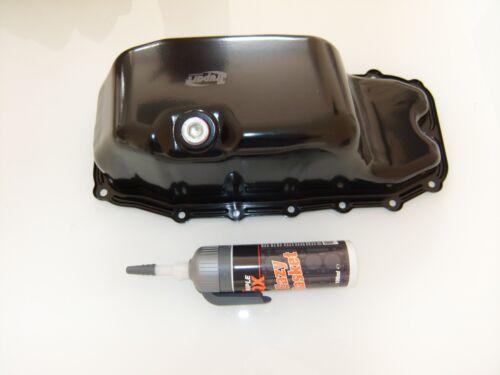 ENGINE SUMP PAN KIT FIAT 500 500L FIORINO QUBO 1.3 MULTIJET DIESEL 2008 ONWARDS