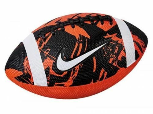Nike Spin American Football Crimson 3.0 NFL Play Kick Official Product
