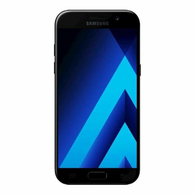"""Samsung SM-G935FD Galaxy A5 (2017) 32GB Black Dual Sim 5.2"""" GSM Unlocked"""