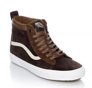 Vans Sk8 Hi MTE Dark Earth Shoes size 11 NWT