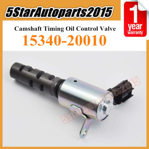 15340-0A010 VVT Variable Timing Solenoid Valve for Toyota Sienna Lexus ES//RX300