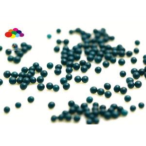 1000 pcs 12g Glass Dark pink Micro Beads small No Hole 1.5-2mm Nail Art Caviar