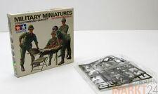 MILITARY MINIATURES U.S. Commando Figuren Set 4 Figuren im Maßstab 1:35 - OVP
