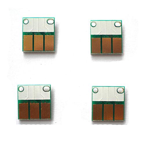 4 x unità Immagine Tamburo Chip per Konica Minolta C258 C308 C368 C458 C558 C658 DR313