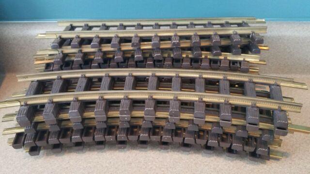 TRAIN - LGB 14x1100 R600 Curved Track G Scale + 2x1000 L300 Straight Track