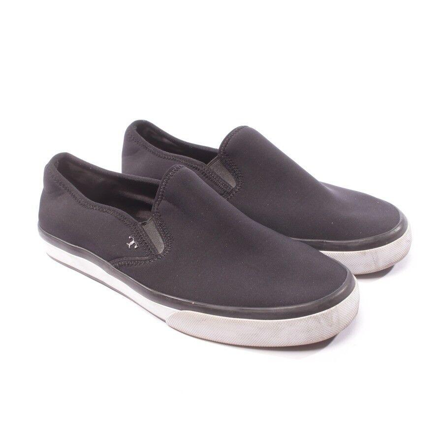 Descuento de la marca Descuento por tiempo limitado TORY BURCH Slipper Gr. D 39,5 US 9 Schwarz Damen Schuhe Shoes Halbschuhe