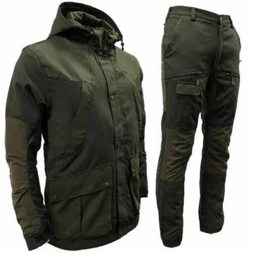 Jacket Mens Shooting Game And Caccia Outdoor Pantaloni Wear Scope qSEanTwO