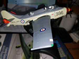 Fairey-Gannet-ECM6-XG831-Royal-Navy-Scala-1-72-Die-Cast-72-Aviation-Nuovo