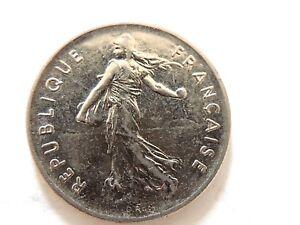 1993-France-Five-5-Francs-Coin