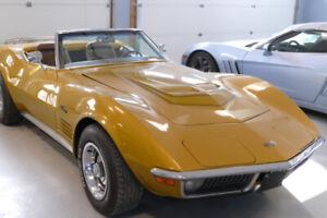 1971 Chevrolet Corvette Standard
