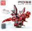 Bausteine-Fernbedienung-Dinosaurier-Gleichgewicht-Spielzeug-Geschenk-Modell-Kind Indexbild 3