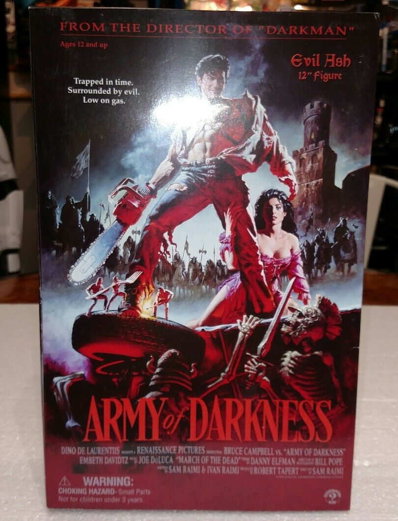 SIDESHOW ARMY OF DARKNESS EVIL ASH 12