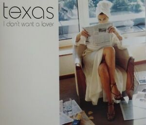 TEXAS-I-DON-039-T-WANT-A-LOVER-2001-MIX-CD-MAXI-PROMO