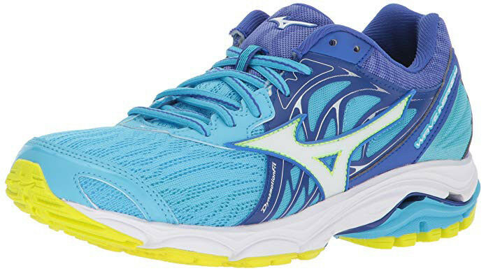 Mizuno  Women's Wave Inspire 14 Running shoes Aquarius White  save up to 70% discount