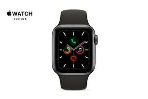 Apple Watch Series 5  40mm GPS  Aluminium - NEW SEALED