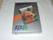 Microsoft Basic Ii Para Atari Computer Raro Así! Sellado!