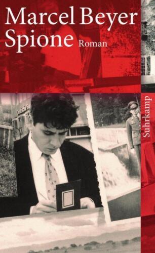 1 von 1 - Beyer, Marcel - Spione: Roman (suhrkamp taschenbuch) /4