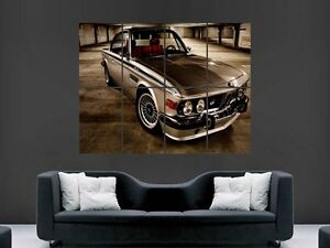 BMW-3-SERIES-CLASSIC-CAR-LARGE-WALL-ART-POSTER-PICTURE-PRINT