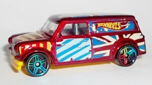 Hot Wheels Hw City 2015 67 Austin Mini Van Collector 27 250