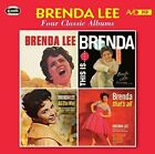 Brenda Lee Four Classic Albums Original Recording Remastered - Release