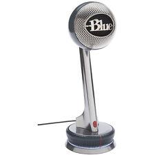 Blue Microphones Nessie Adaptive USB Cardioid Desktop Microphone