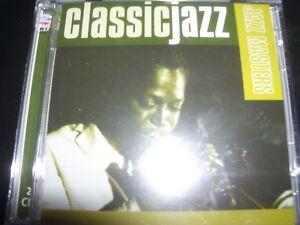 Classic-Jazz-Jazz-Masters-2-CD-Billie-Stan-Getz-Billie-Holiday-Chet-Baker-Bill
