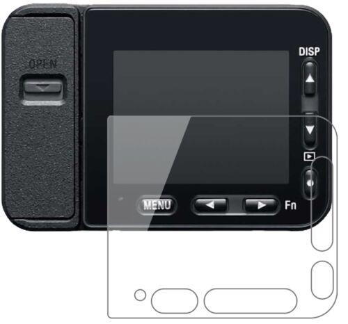 Schutzfolie für Sony DSC-RX0 II Anti-Shock 9H Displayschutz Folie Displayfolie