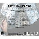 Johann Sebastian Bach - J.S. Bach: Flute Sonatas with Continuo; Musical Offering Trio Sonata (2010)