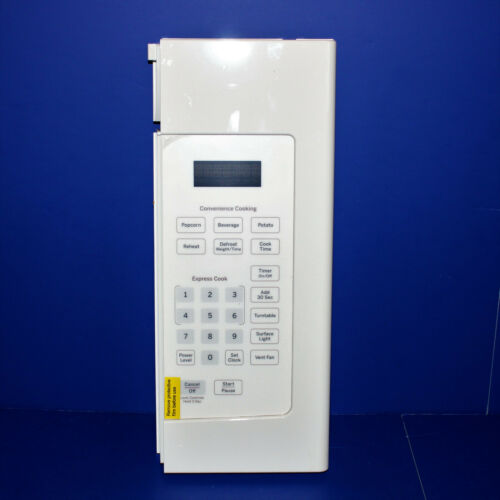GE Microwave Oven : Control Panel Assembly : Bisque (WB56X29815) {N1401}
