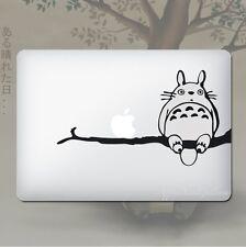Totoro V5 Decal Sticker Skin Macbook Pro Air Laptop 11 12 13 15 17 inch S-F231
