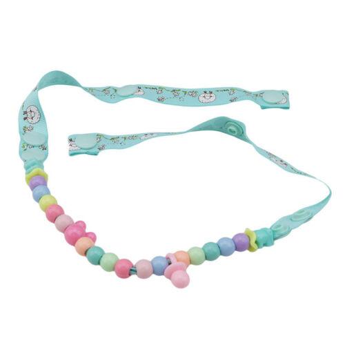 Baby Pram Stroller Bottle Anti Drop Rope Strap Hanger Clip FA