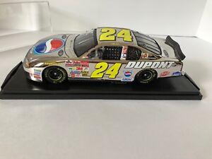 1-24-Diecast-RFO-24-Platinum-Pepsi-Talladega-Jeff-Gordon-2002-Monte-Carlo