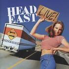 Live! (Lim.Collectors Edition) von Head East (2013)