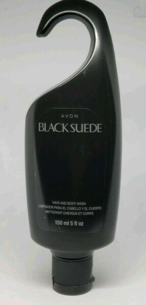 AVON - Black Suede - Hair & Body Wash For Him NEW   eBay