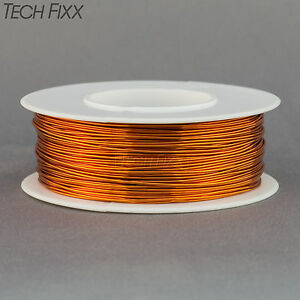 Magnet wire 23 gauge awg enameled copper 158 feet coil winding and image is loading magnet wire 23 gauge awg enameled copper 158 keyboard keysfo Choice Image