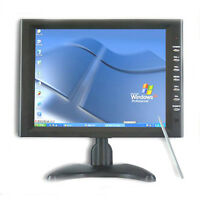 10.4 Inch Av Vga Touchscreen Monitor Touch Screen Lcd