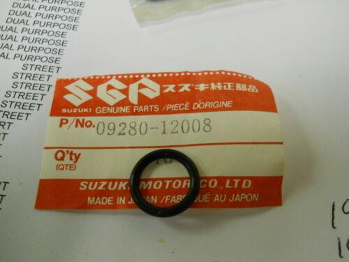 GSX1100 GSF1200 # 09280-12008    S37 Suzuki NOS DR250 GSX-R1100 O-Ring