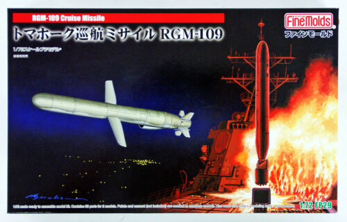 Fine Molds FP29 Tomahawk Cruise Missile 1//72 scale kit