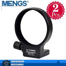 2x MENGS Tripod Mount Collar Ring BII (B) For Canon EF F/2.8 USM EF 180 F/3.5L